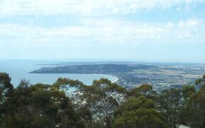 Views from Arthurs Seat