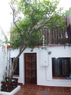 Property Photo: Lemon Tree Patio