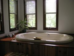 Property Photo: jacuzzi tub