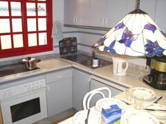 Casa Solomie - Kitchen area