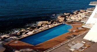 Property Photo: The Pool by the Ocean
