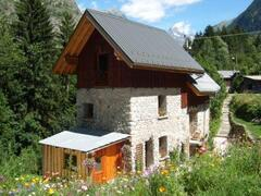 Property Photo: Ecrins Lodge - Summer