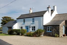 Property Photo: Y Wern farmhouse, Tretio, St Davids