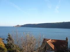 Property Photo: View from Fuchsia Cottage, Runswick Bay