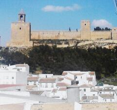 Property Photo: OUR MOORS CASTLE VIEWS IN ANTEQUERA