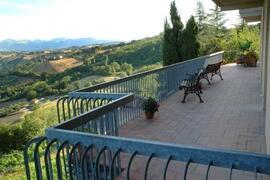Property Photo: Balcony Appennino