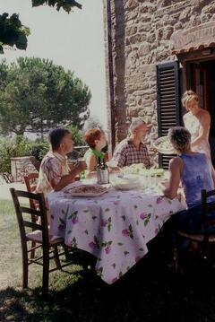 Al Fresco Lunch