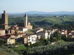 Vinci Village; birthplace of Leonardo