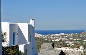 Property Photo: Naxos city view