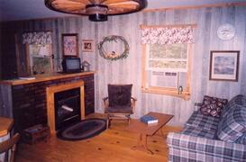 1BR Cabin Interior