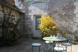 bread oven terrace