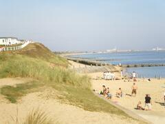 Beach at Hopton