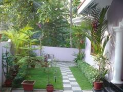 Property Photo: Outside Nandanam house
