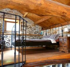 Property Photo: bedroom Galicia retreat
