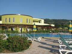 Property Photo: Pool, Bar, Fitness Suite & Restaurant Area