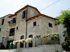 Casa Belvedere from the quiet street