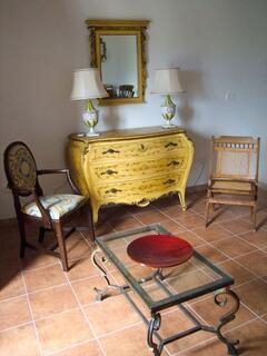 Casa Belvedere Salon