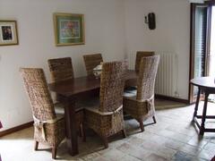 Casa Belvedere Dining Room