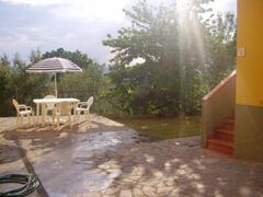 Exterior and Garden View