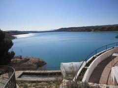 Lake Negratin Zujar, Thermal Baths.