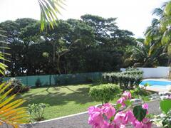 Property Photo: Villa Osumare garden