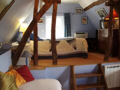 Property Photo: Hayloft room