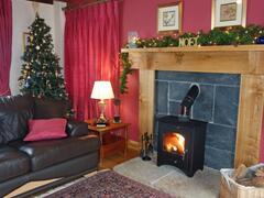 Property Photo: Granary at Christmas