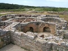Conimbriga Roman encampment