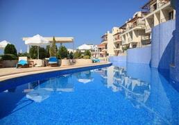 Property Photo: 46m communal pool at Elvina