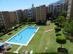 Property Photo: Benalmar Social Pool & Gardens