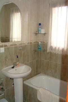 Bathroom - bath and shower