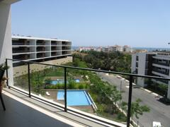Swimming Pool and Gardens, Sea View