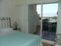Bedroom & View