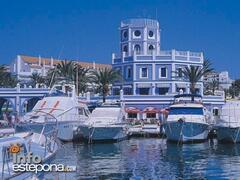 The Port of Estepona