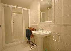 Master shower room (en suite)