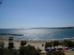 Playa de Cristo is 3km away.