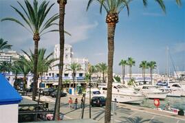 Pretty Estepona Port