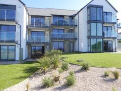 Property Photo: The Sands Apartments, Carbis Bay, St Ives, Cornwall - Sleeps 4 + infant
