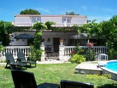 Front view of Finca la calva your holiday destination