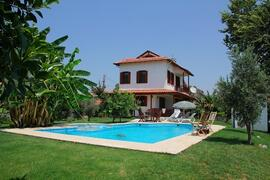 Property Photo: Beautiful Villa surrounded by mature garden with private pool that is cleaned every morning