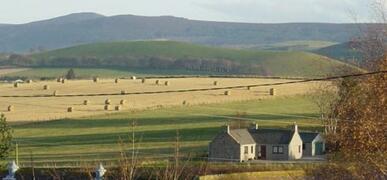 Property Photo: Glencairn Cottage Scotland