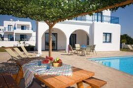 Property Photo: Azzuro Villa outdoor area