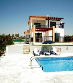 Property Photo: Front of the villa