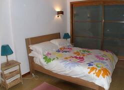 Ground floor double room with view of Pico