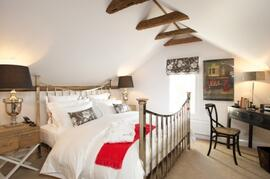 Property Photo: Junior Suite with super-king bed