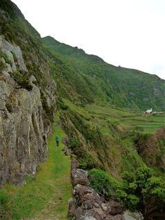 Northwest walking trail