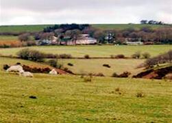 Property Photo: Honeymead Farmhouse holiday accommodation on Exmoor