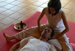 Indulge in one of our many massages.