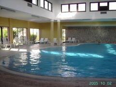 Property Photo: Interior pool