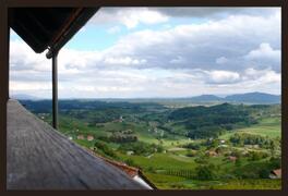 Property Photo: View from Villa Anton's Balcony